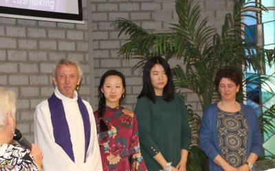 Bericht van Peterine en Chun