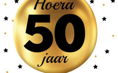 50 jaar Samen Op Weg !!