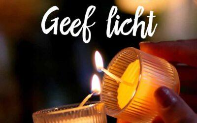 Adventkalender Geef Licht